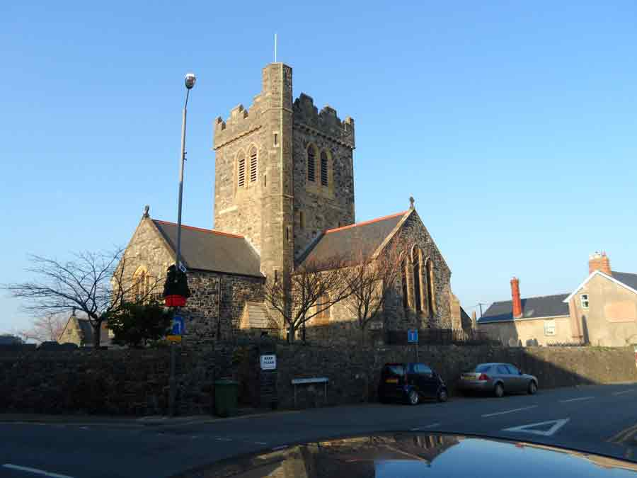 St. Cadfan's Church