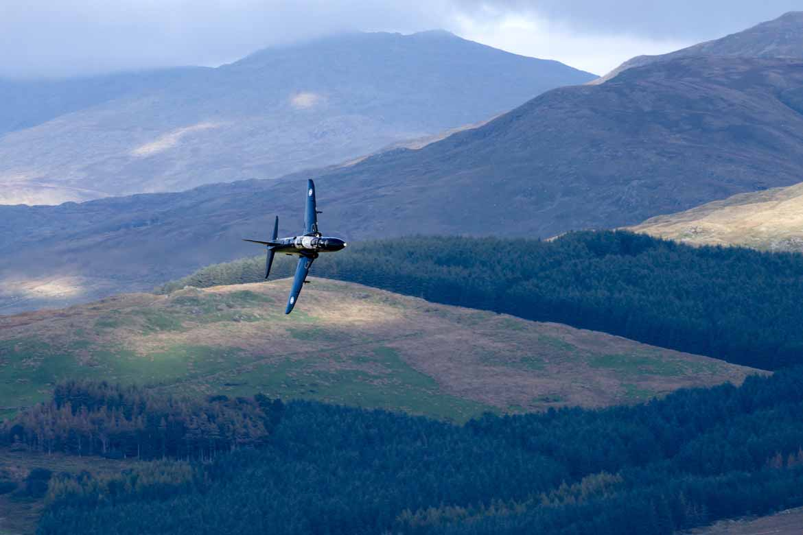 Hawk on The Mach Loop