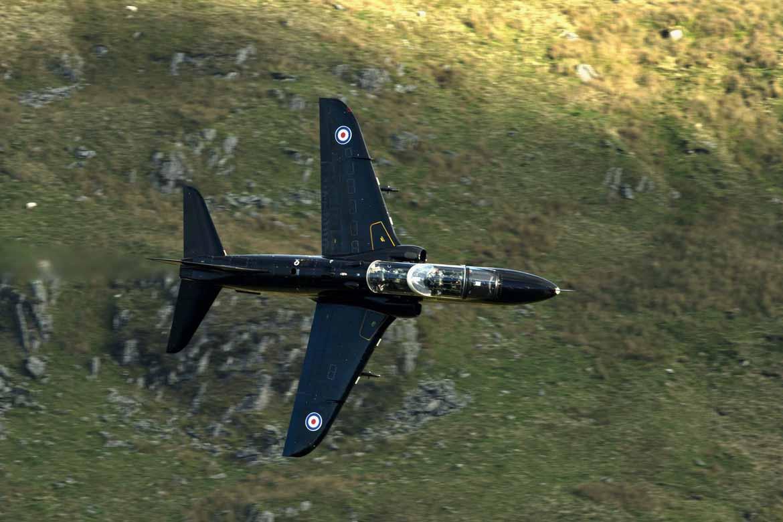 Hawk on The Mach Loop