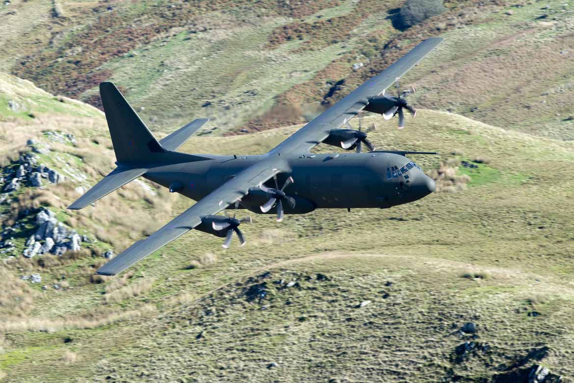 Hercules on The Mach Loop
