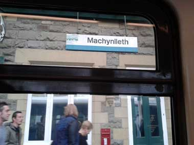 machynleth station